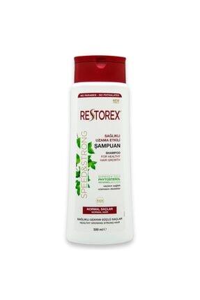 Restorex Sağlıklı Uzama Etkili Sarmaşık Özlü Şampuan 500 Ml