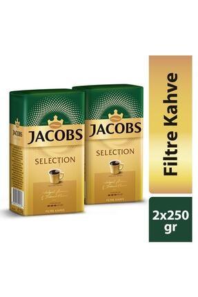 Jacobs Selection Filtre Kahve 250 gr X 2 Adet 86905155253762