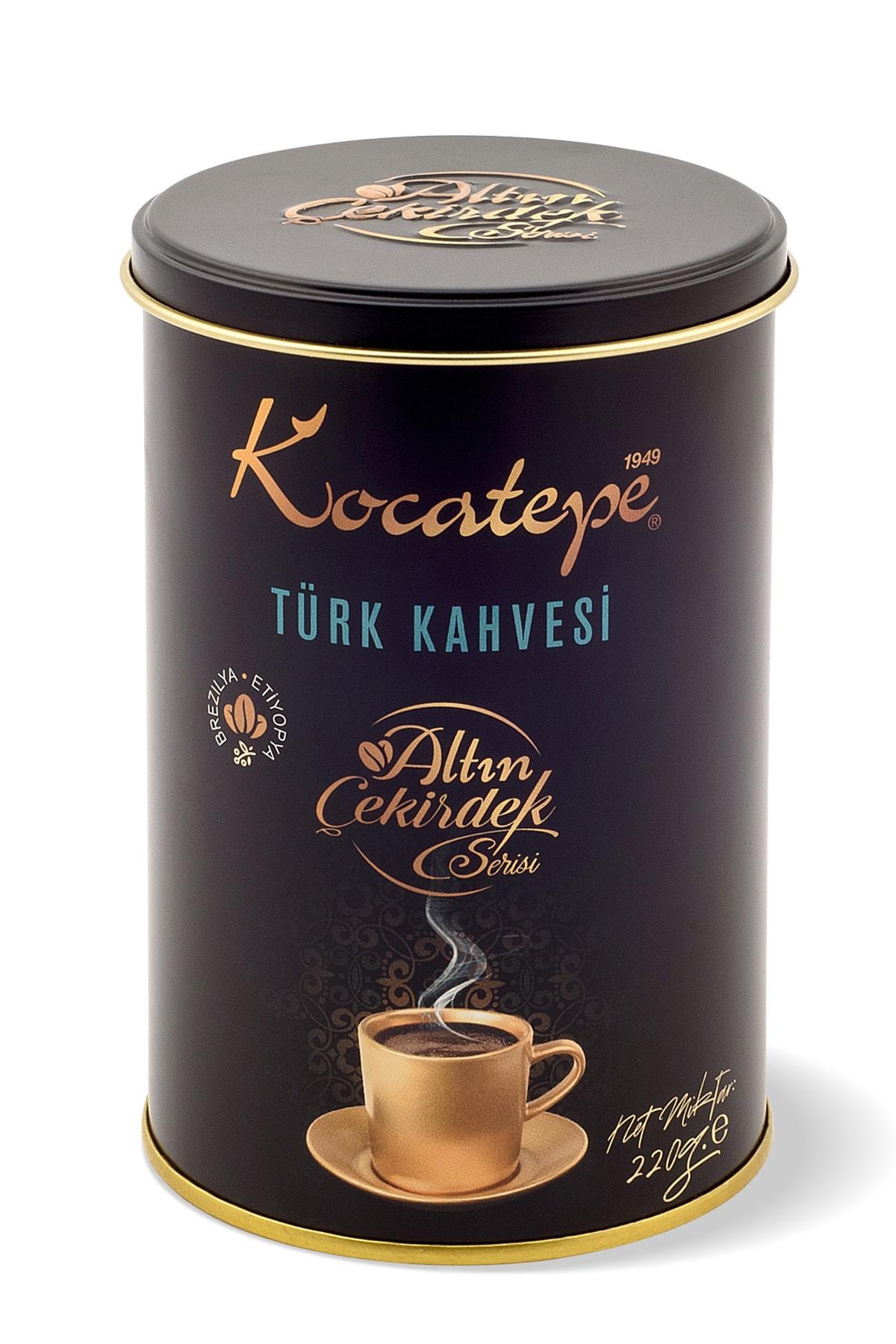 KOCATEPE KAHVE Kocatepe Altın Çekirdek Serisi Türk Kahvesi 1