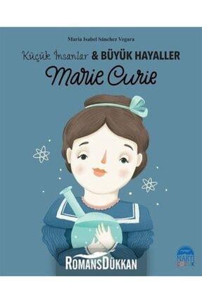 Martı Yayınları Marie Curie Küçük İnsanlar Büyük Hayaller
