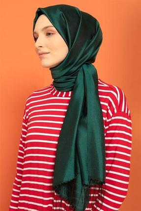 Armine Kadın Yeşil Trend Nergis Şal