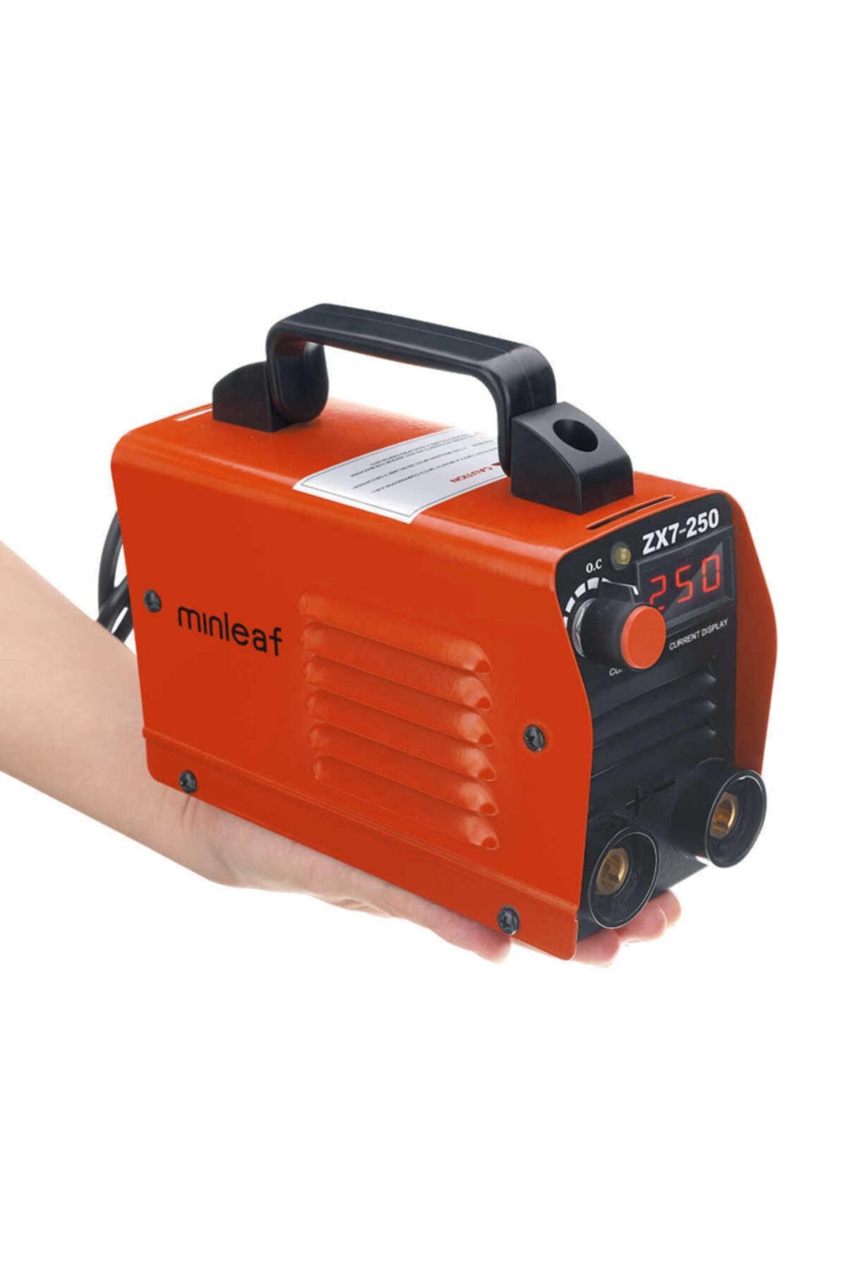SNOOPY 250a Mini Elektrikli Kaynak Makinesi Taşınabilir Dijital Ekran 1