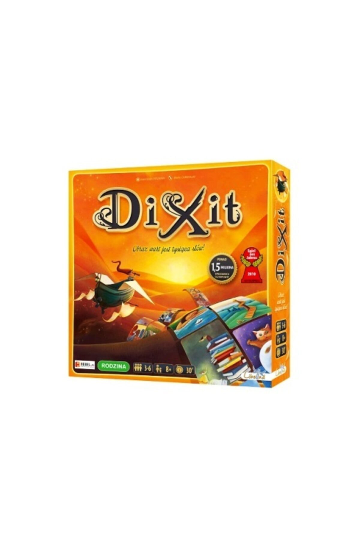 Anne Dixit (Hayalini Anlat) Zeka Oyunu 1