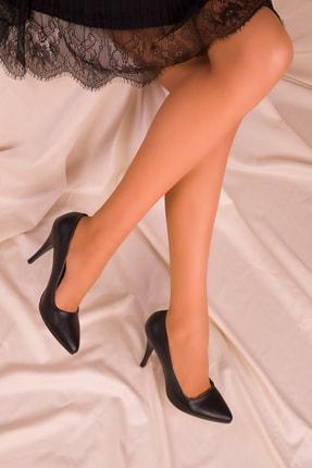 SOHO Siyah Kadın Klasik Topuklu Ayakkabı 15731