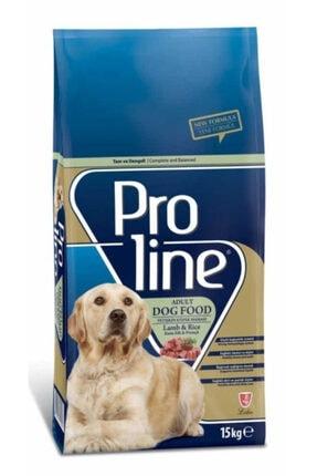Pro Line Kuzulu Pirinçli Yetişkin Köpek Maması 15 Kg