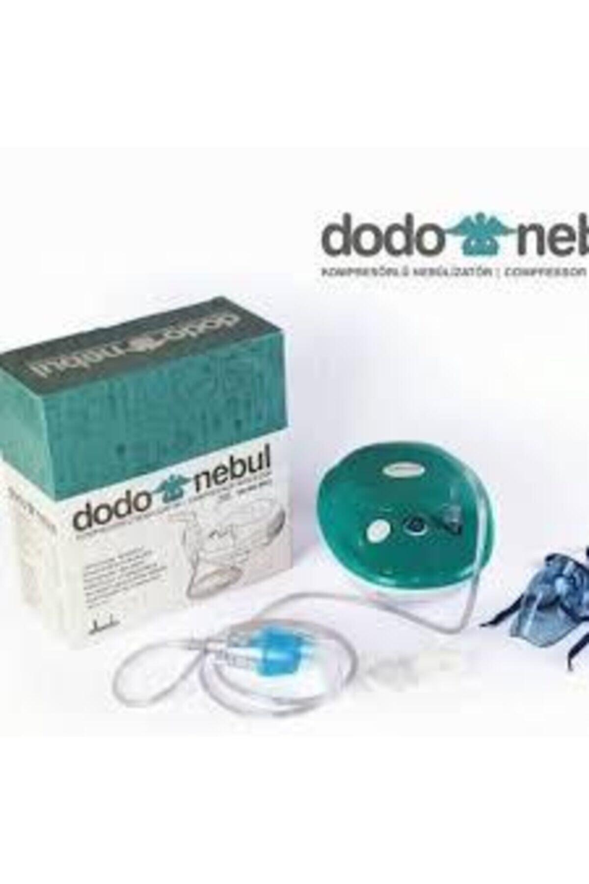 Dodo Nebül Kompresörlü Nebülizatör (hava Makinesi) 1