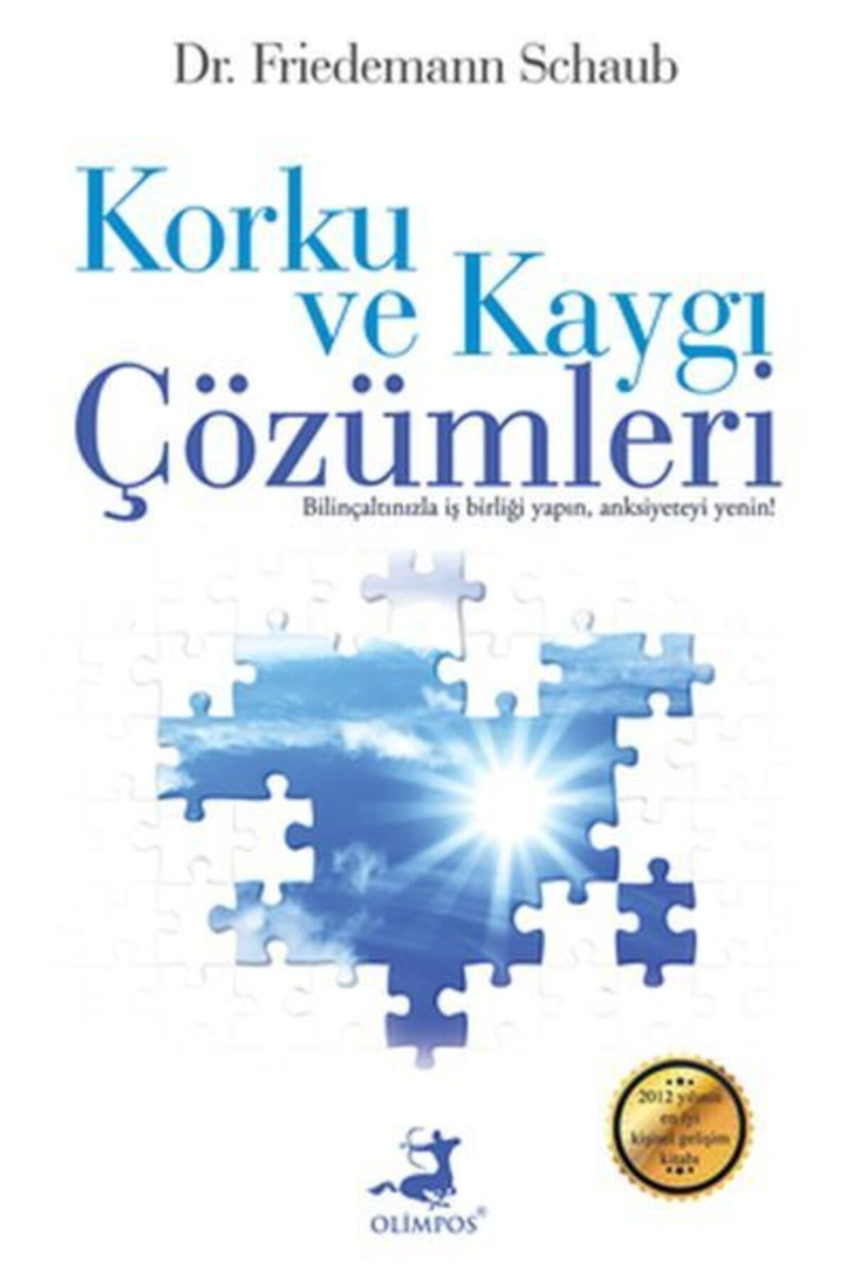 Olimpos Yayınları Korku Ve Kaygı Çözümleri 1