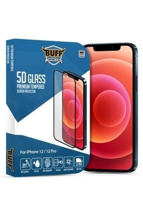 Buff Iphone 12/12 Pro 5d Glass Ekran Koruyucu
