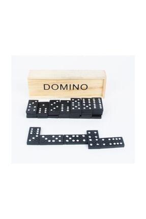 Pi İthalat Ahşap Domino Seti