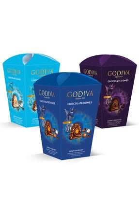Godiva Domes Çikolata Deneyimi Xl