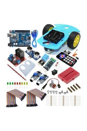 Arduino Robotik Kodlama Seti - Online Eğitime Uygun