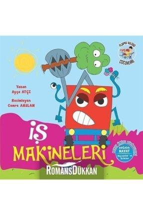 Martı Yayınları İş Makineleri Pijama Kulübü Çocukları