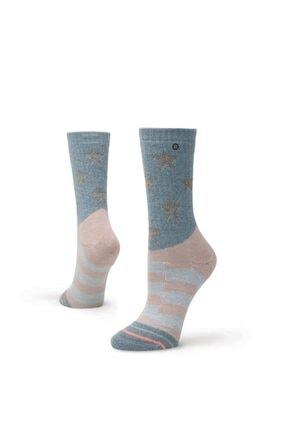 Stance Kadın Pembe Çorap