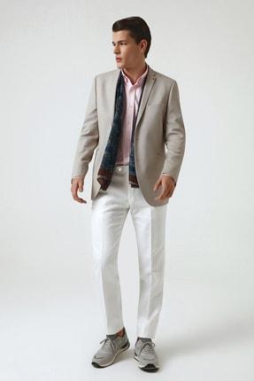Twn Bej Renk Erkek  Ceket (Slim Fit)