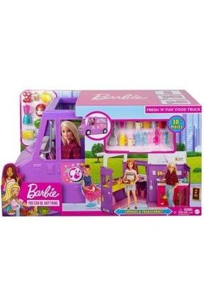 Barbie Barbie'nin Yemek Arabası Oyun Seti Gmw07