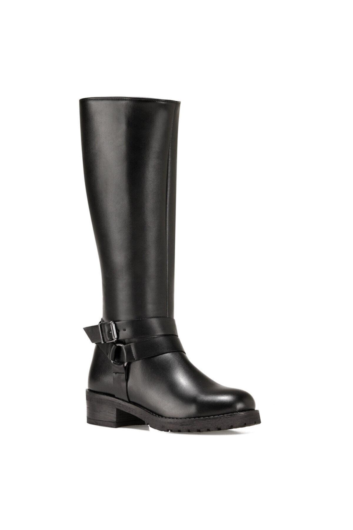 Nine West PASOV Siyah Kadın Çizme 100555960 2