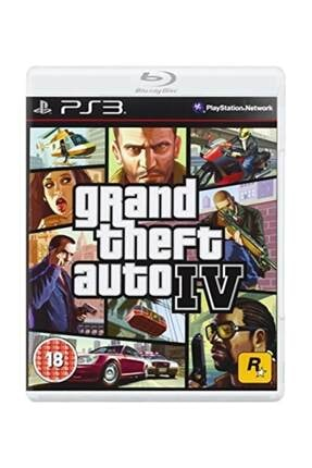 RockStar Games Gta 4 Ps3 Oyunu