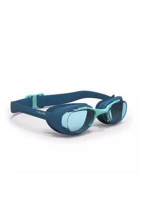 nabaij Yüzücü Gözlüğü Buğu Yapmaz Ve Su Geçirmez Turkuaz