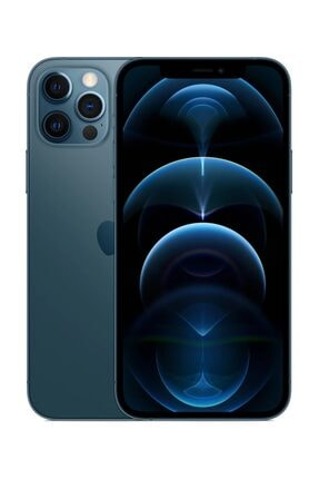 Apple iPhone 12 Pro Max 256GB Mavi Cep Telefonu (Apple Türkiye Garantili) Aksesuarsız Kutu