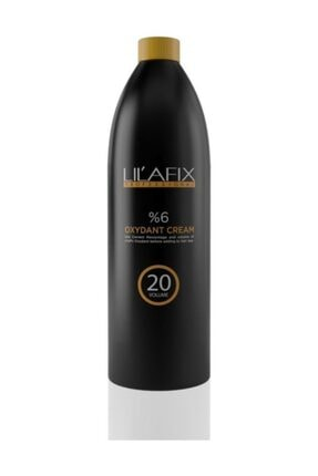 Lilafix 20 Volume Oksidan Krem 1000 Ml