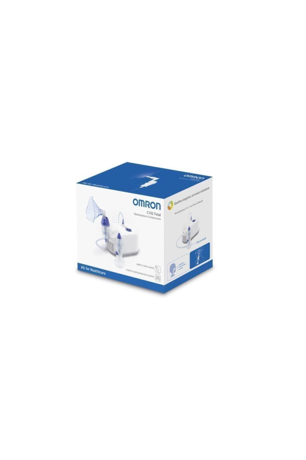 Omron C102 Kompresörlü Nebülizatör 2