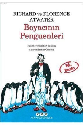 Yapı Kredi Yayınları Boyacının Penguenleri