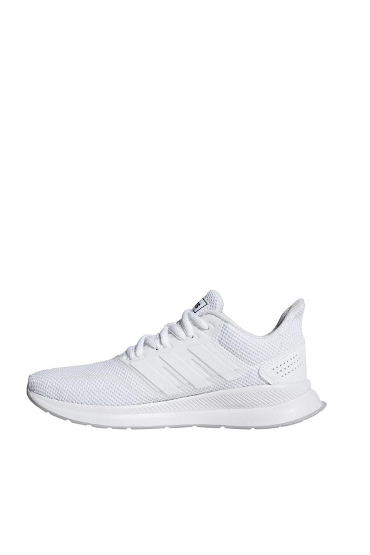 adidas RUNFALCON Beyaz Kız Çocuk Koşu Ayakkabısı 100479459 2