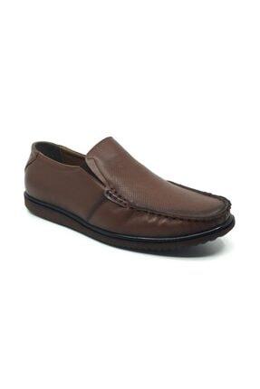 Taşpınar Erkek Üçlü Hakiki Deri Yazlık Tam Rok Rahat Ortopedik Ayakkabı 40-46