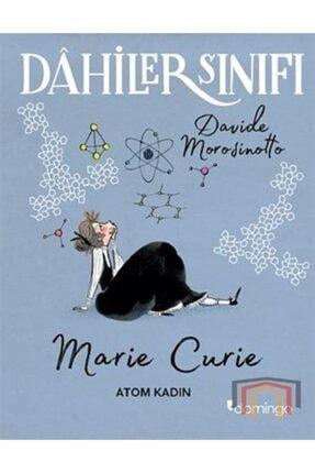 Domingo Yayınevi Dahiler Sınıfı Marie Curie Atom Kadın