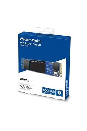 WD Wd Blue Sn550 500gb 1750-2400mb/s Nvme M.2 Ssd Wds500g2b0c