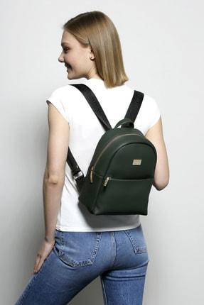 Marie Claire Kadın Yeşil Sırt Çantası Berta Mc212102165