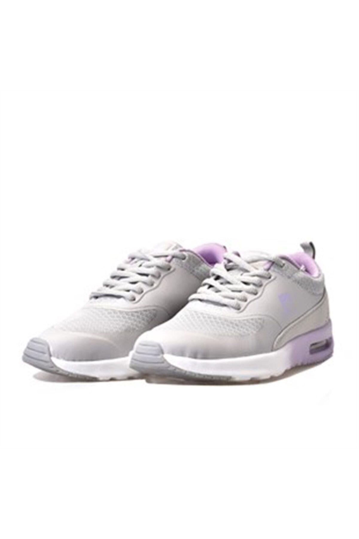 Pierre Cardin Kadın Gri Günlük Spor Ayakkabı 81778- 2