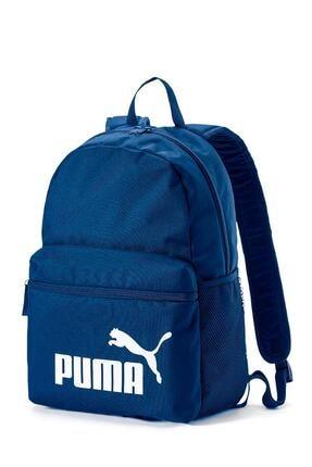 Puma Phase Backpack Koyu Mavi Unisex Sırt Çantası 100351337