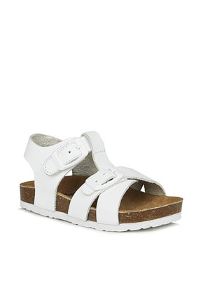 Vicco Sedna Erkek Bebe Beyaz Sandalet