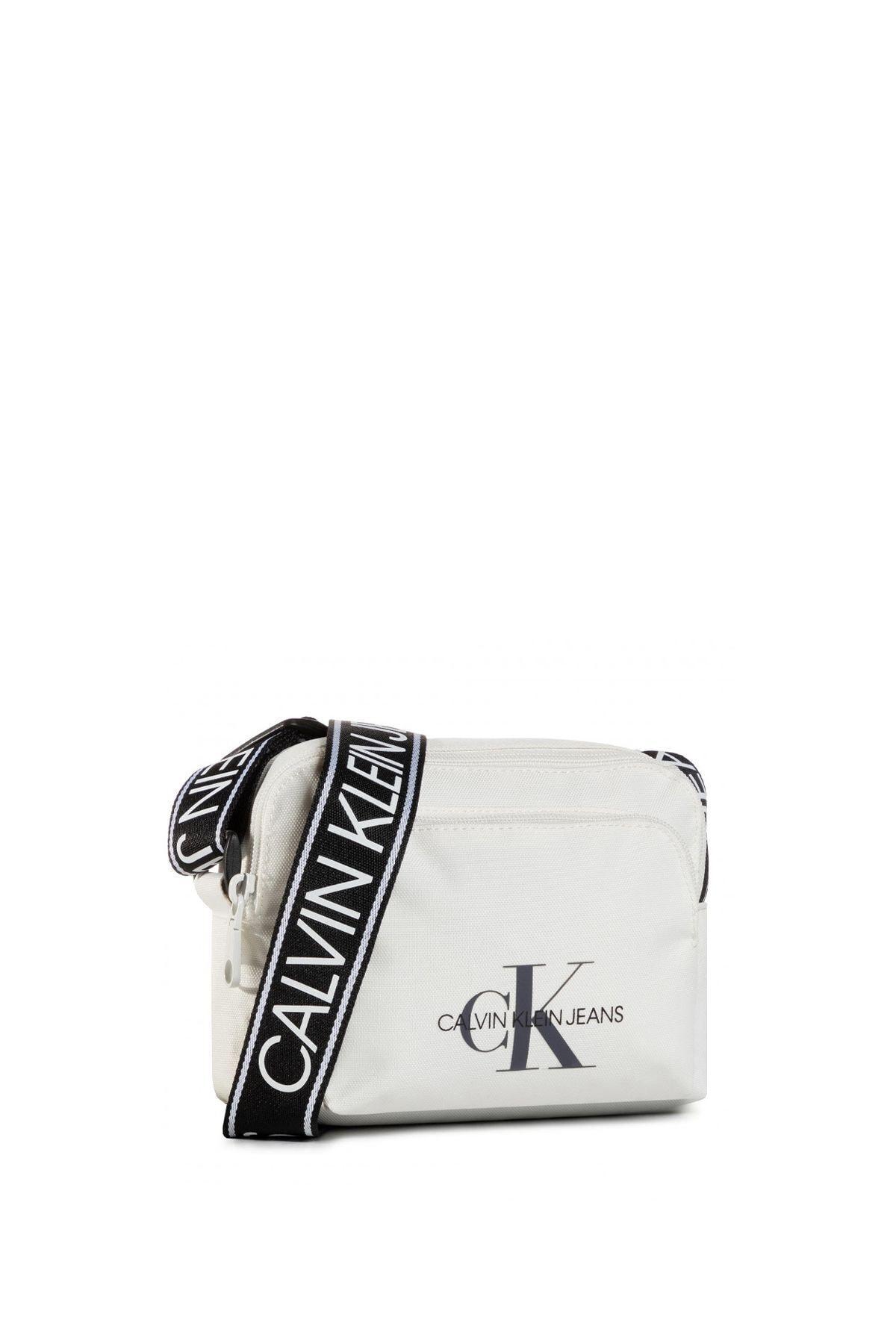 Calvin Klein Black Kadın Camera Bag W/pckt Çapraz Askılı Kadın Çantası K60k606868 1