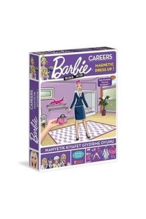DIY Toys Dıy-toy Barbie Manyetik Kıyafet Giydirme Oyunu