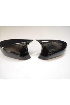Omsa Renault Fluence Yarasa Ayna Kapağı Batman Piano Black