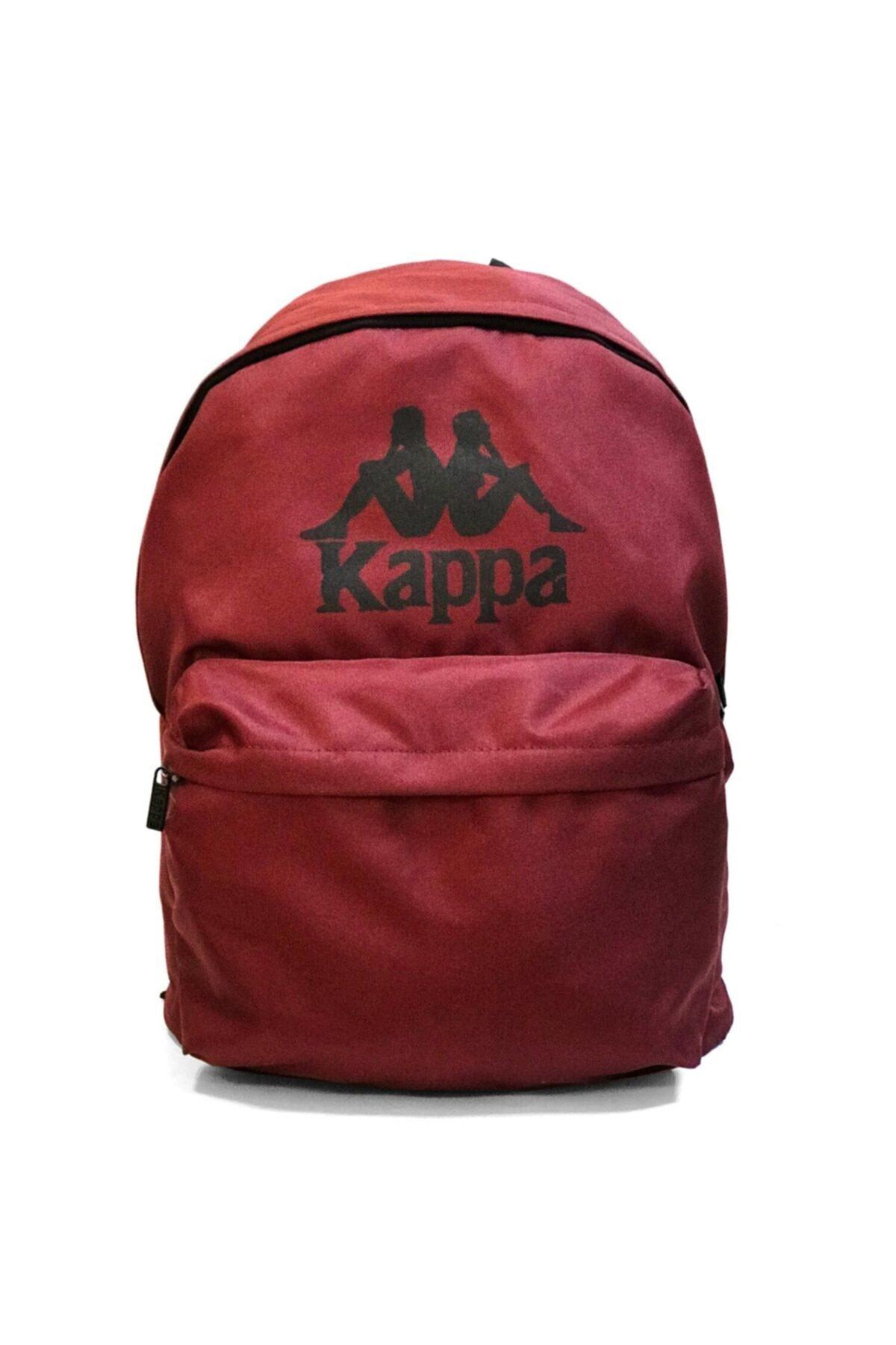 Kappa Basıc Bordo Sırt Çantası 2