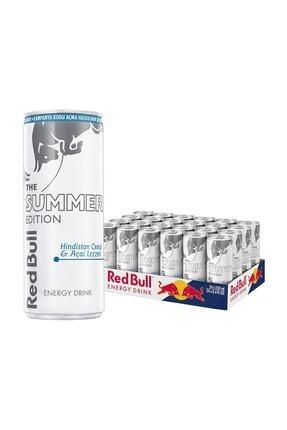 Red Bull Enerji Içeceği White Edition 250 Ml - 24 Adet