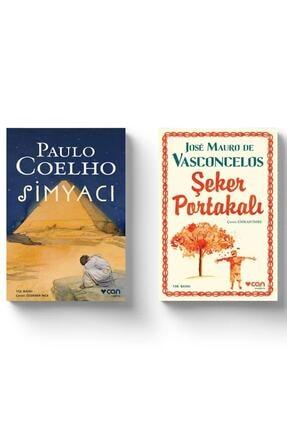 Can Yayınları Şeker Portakalı - Simyacı - Paulo Coelho - Jose Mauro De Vasconcelos