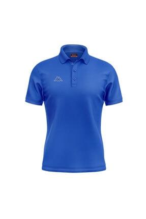 Kappa Erkek Mavi Maltax Polo T-shirt