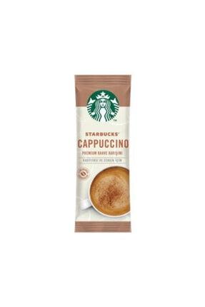 Starbucks Cappuccino Premium Kahve Karışımı 14 gr