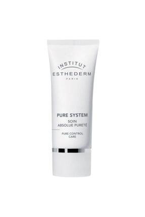 INSTITUT ESTHEDERM Pure Control Care Cream 50 Ml