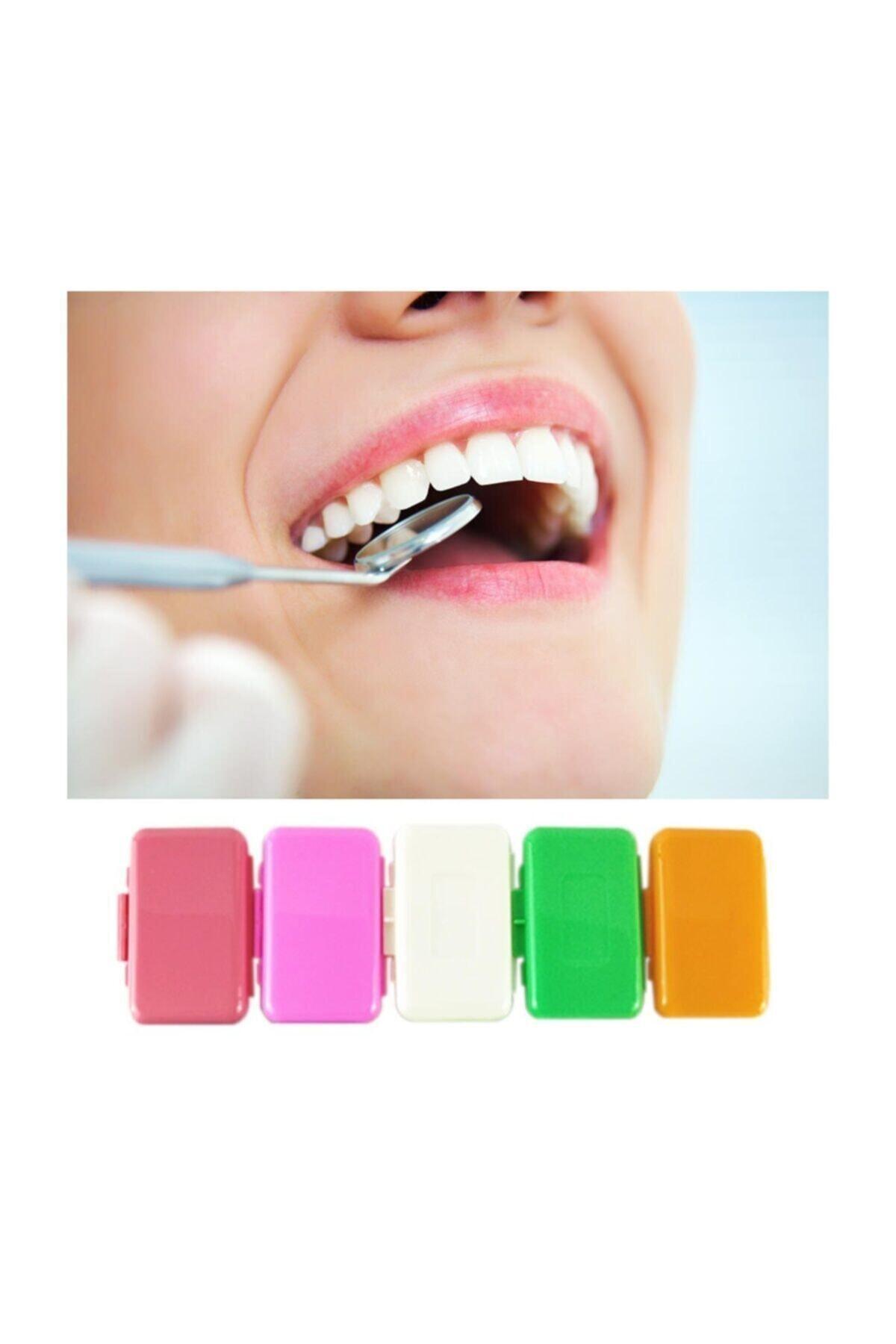 PWORTHO 10 Adet Diş Teli Mumu, Ortodontik Wax, Ortodonti Mumu, Diş Mumu 2