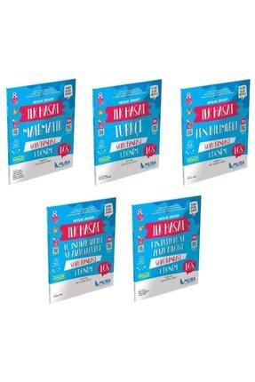 Muba Yayınları Muba 8. Sınıf Lgs 1. Dönem Ilk Hasat Soru Bankası Seti Muba8set