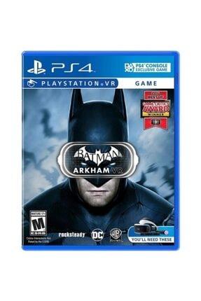Warner Bros Batman Arkham Vr Ps4 Oyun