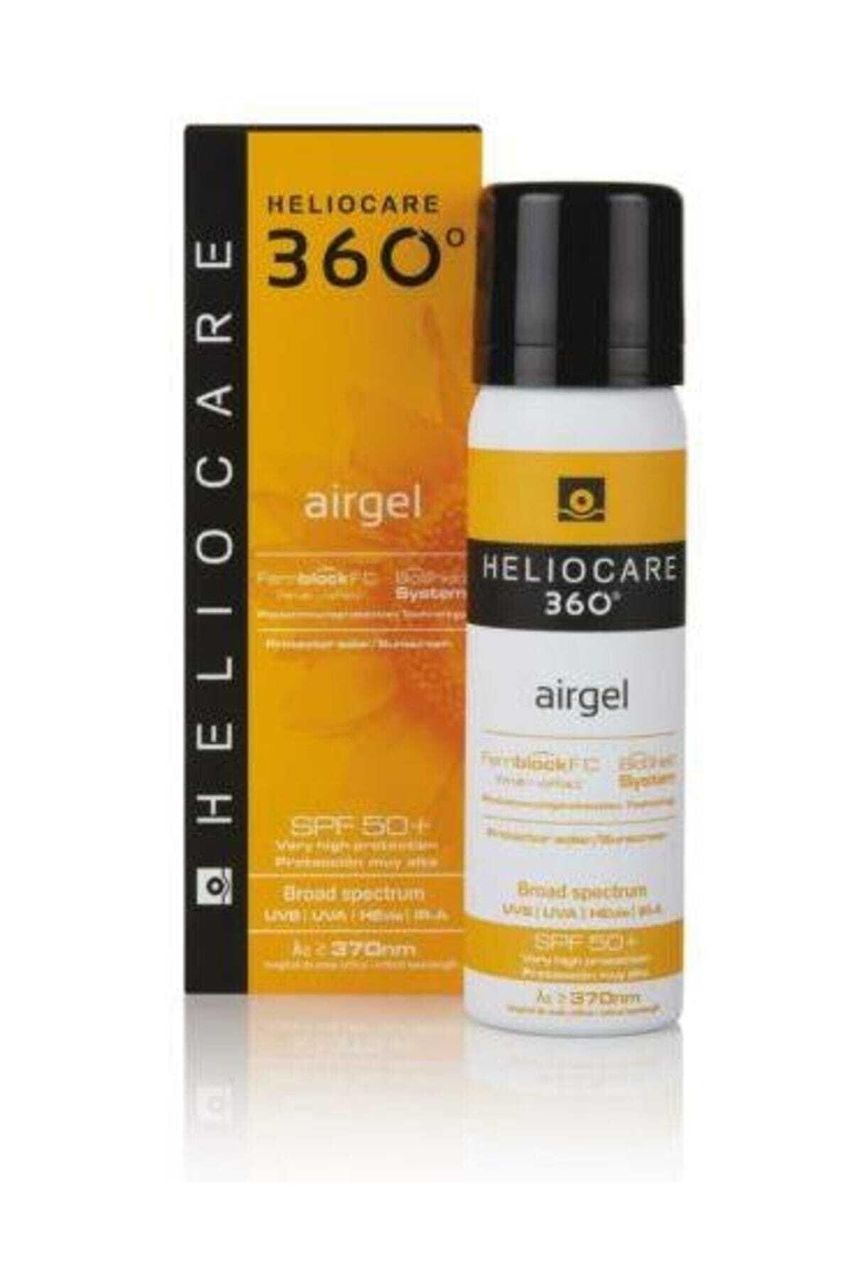 Heliocare 360 Air Gel Oil-free Spf50 50 Ml 1