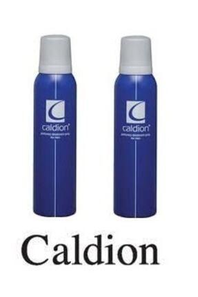 Caldion Orıjınal Classıc Men 2 Adet 150 Ml Deodorant Erkek