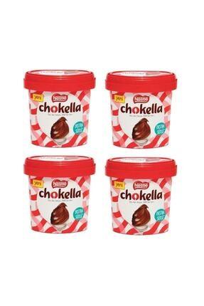 Nestle Chokella Ekstra Sütlü Çokokrem Fındık Ezmesi 4 Adet X 400 Gr