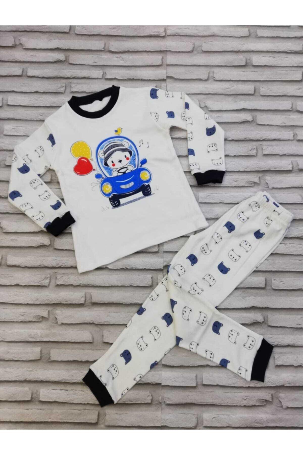 GÜCCÜK BABY KİDS Çocuk Pijama Takımı 1